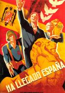 Asisbiz Artwork political posters Spanish Civil War Loyalist Poster 01