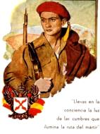 Asisbiz Artwork political posters Spanish Civil War Republican Poster 01