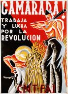 Asisbiz Artwork political posters Spanish Civil War Republican Poster 03