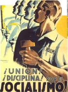 Asisbiz Artwork political posters Spanish Civil War Republican Poster 04