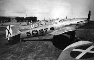 Asisbiz EdA He 112 Grupo 27 5x57 line up Spain 01