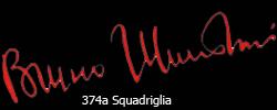 374a Squadriglia patch