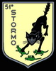 51 Stormo patch