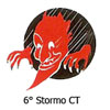 6° Stormo patch