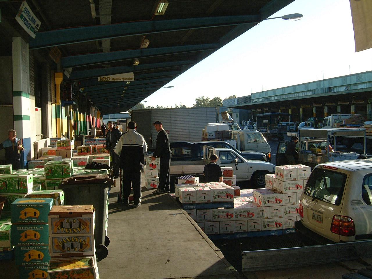 Brisbane Markets Sherwood Road Rocklea Queensland 4106 Jun 2002 I05