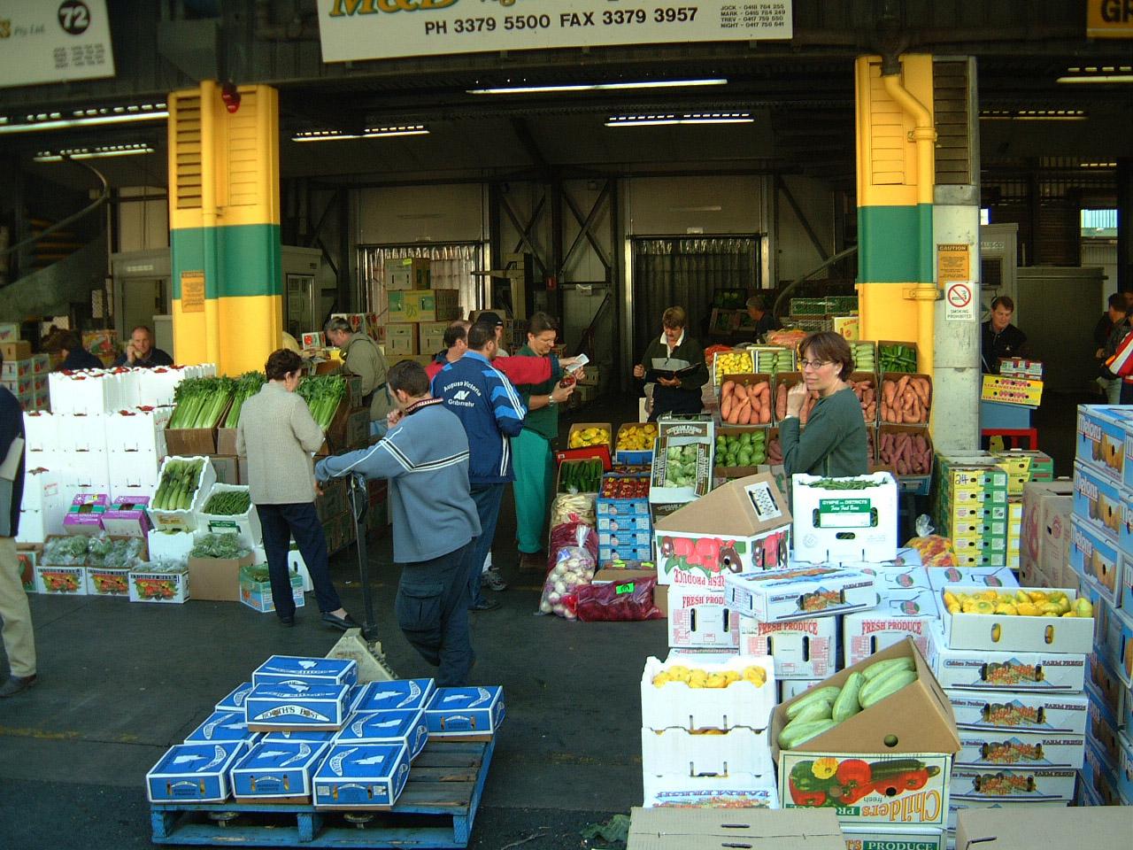 Brisbane Markets Sherwood Road Rocklea Queensland 4106 Jun 2002 I10