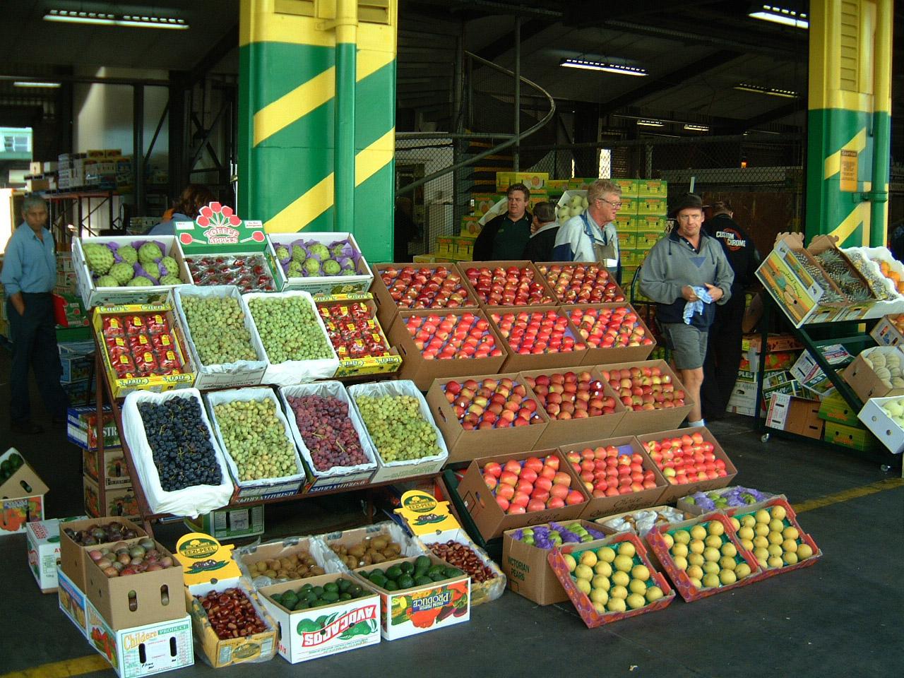 Brisbane Markets Sherwood Road Rocklea Queensland 4106 Jun 2002 I12