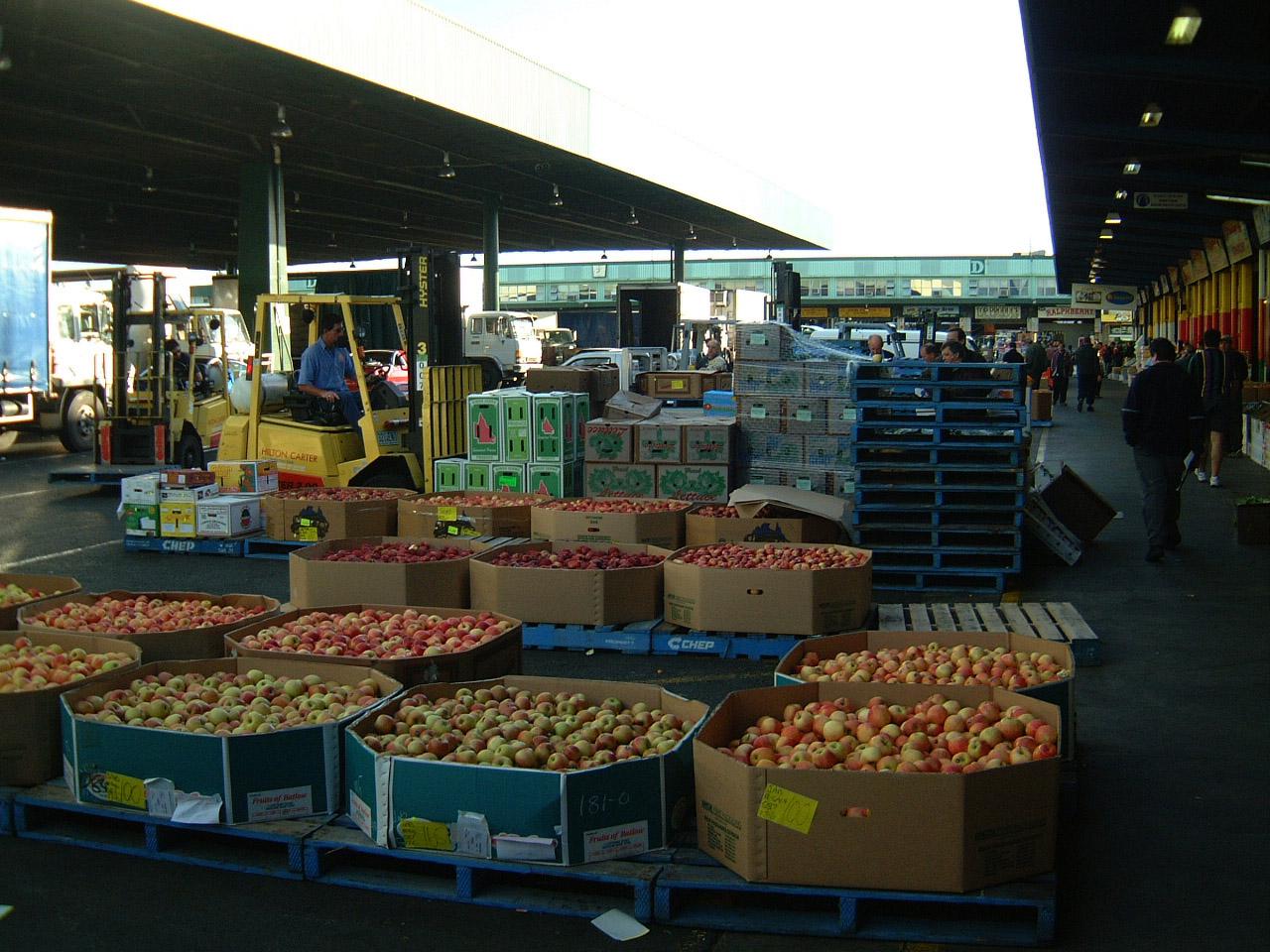 Brisbane Markets Sherwood Road Rocklea Queensland 4106 Jun 2002 I13