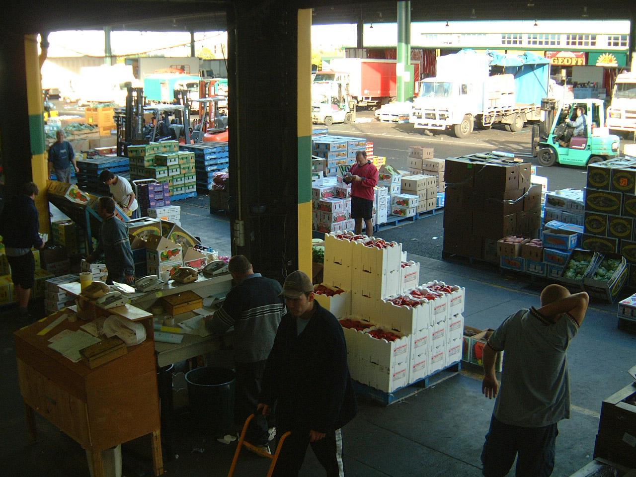 Brisbane Markets Sherwood Road Rocklea Queensland 4106 Jun 2002 I14
