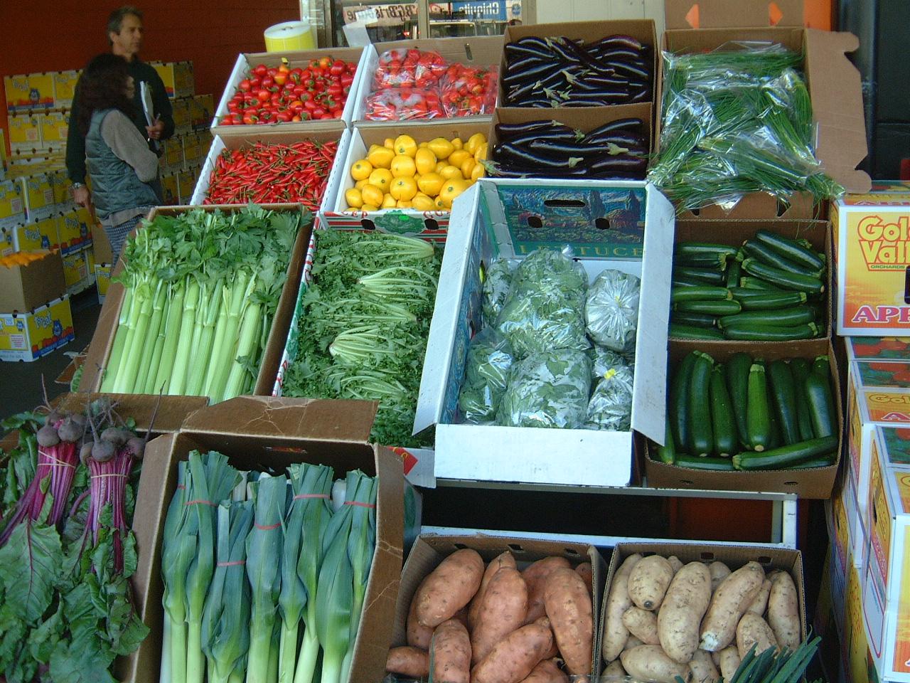 Brisbane Markets Sherwood Road Rocklea Queensland 4106 Jun 2002 I17