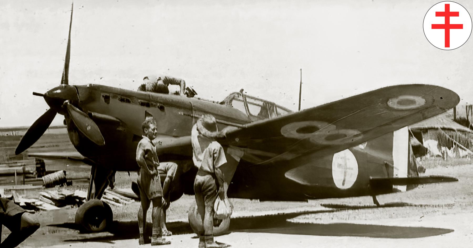 Free French Morane Saulnier MS 406C1 North Africa web 01