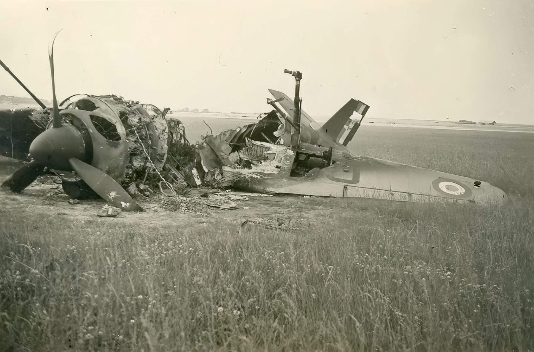 French Airforce Bloch MB 150 destroyed during the battle of France May Jun 1940 ebay 01