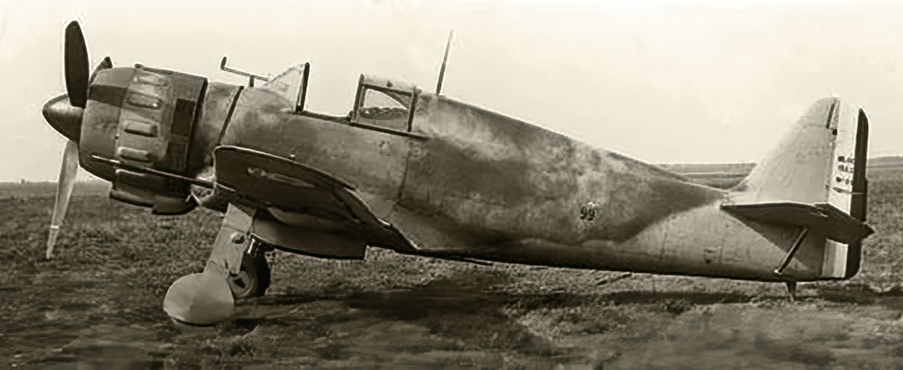 French Airforce Bloch MB 151 Battle of France May 1940 ebay 01