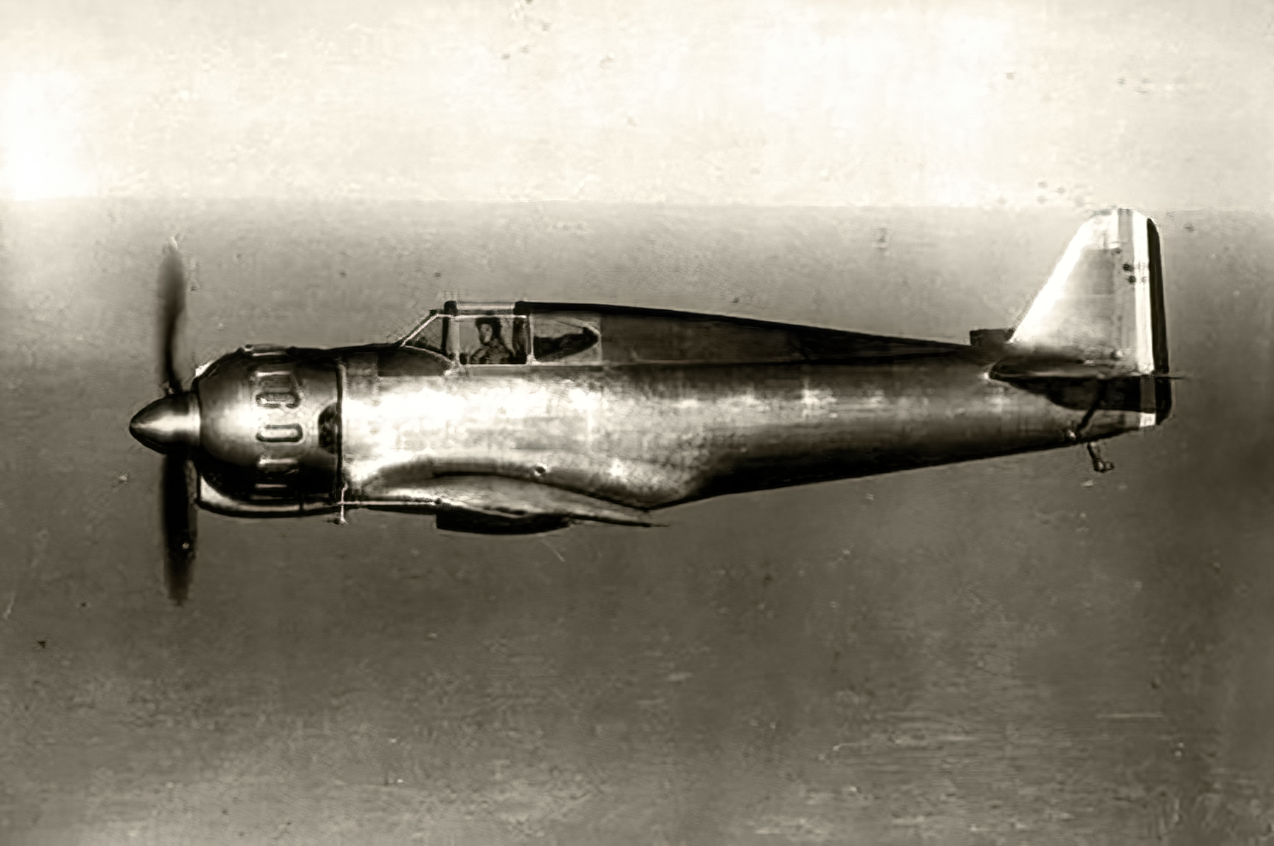 French Airforce Bloch MB 151 prototype powered by a Gnome Rhone 14N 07 France 1939 web 02