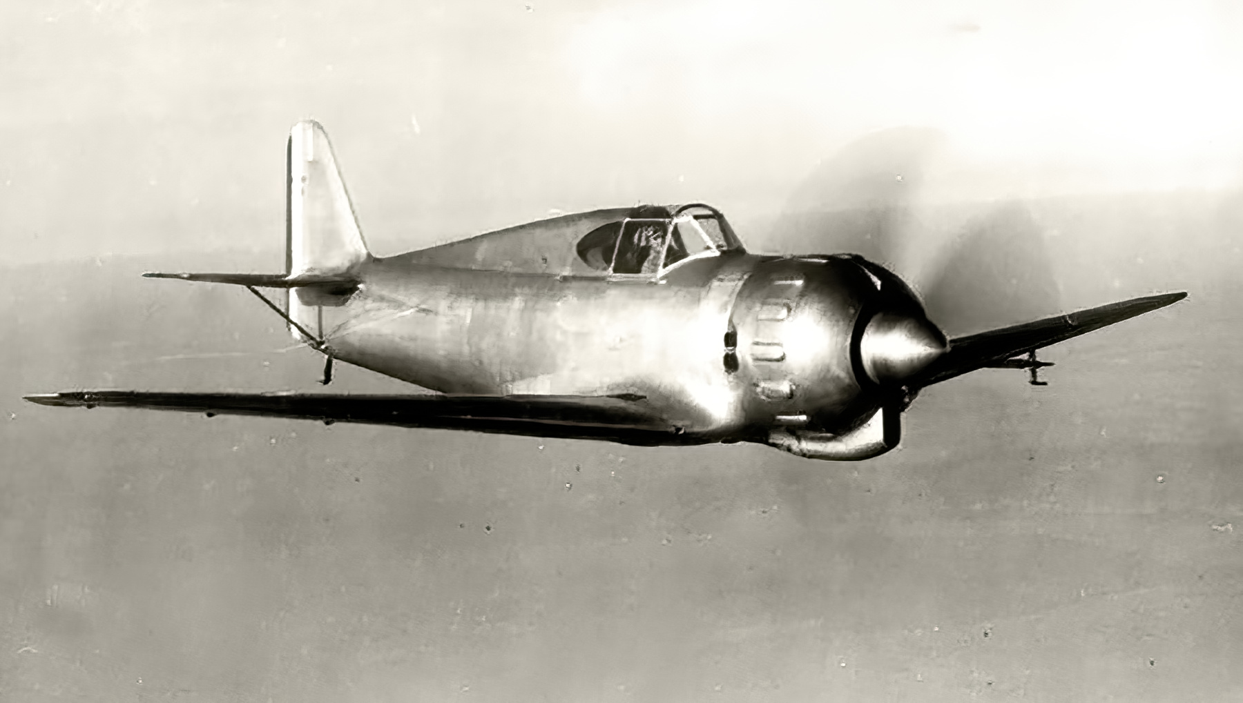 French Airforce Bloch MB 151 prototype powered by a Gnome Rhone 14N 07 France 1939 web 03