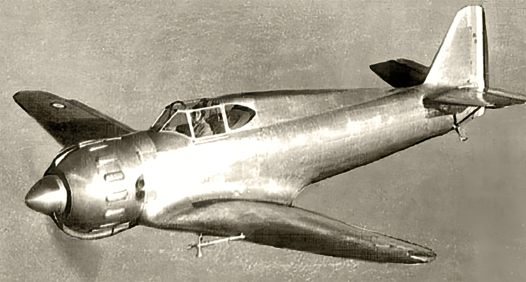 French Airforce Bloch MB 151 prototype powered by a Gnome Rhone 14N 07 France 1939 web 04