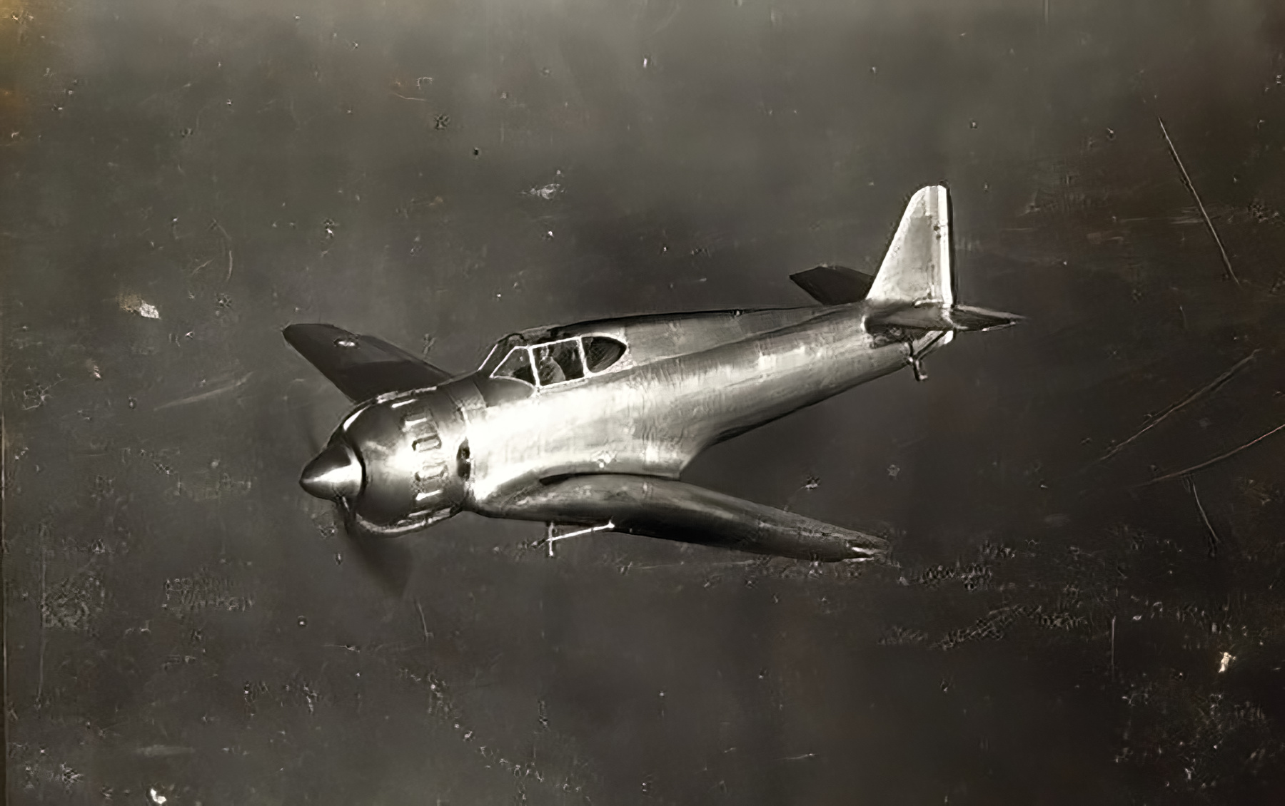 French Airforce Bloch MB 151 prototype powered by a Gnome Rhone 14N 07 France 1939 web 05