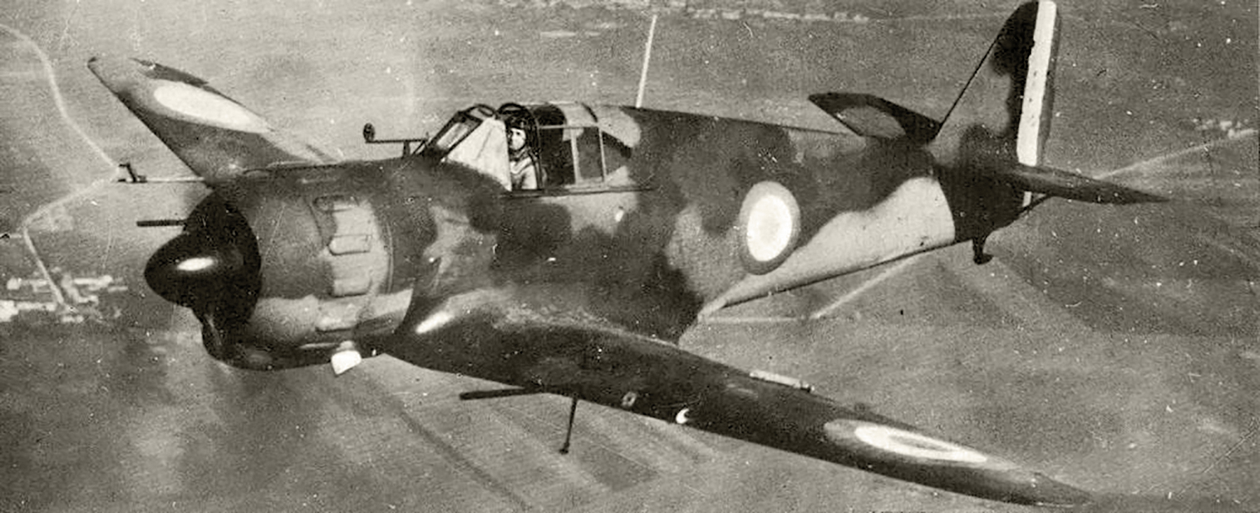 French Airforce Bloch MB 152 No501 Battle of France May 1940 ebay 02