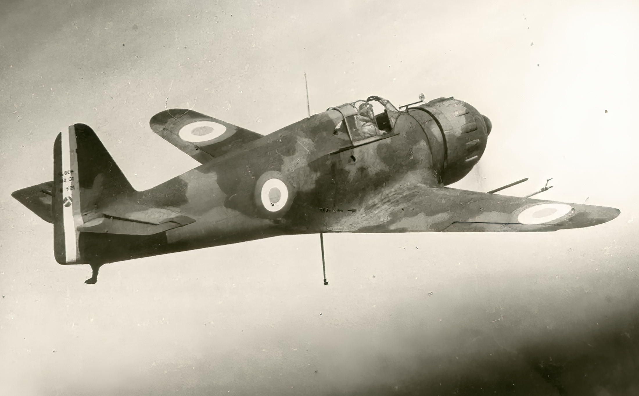 French Airforce Bloch MB 152 No501 Battle of France May 1940 web 01