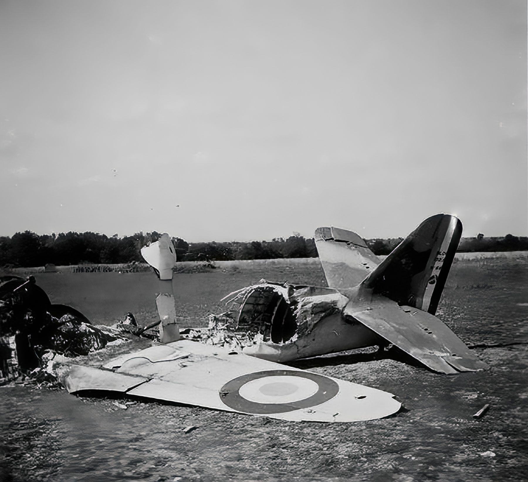 French Airforce Bloch MB 152C1 destroyed during the battle of France May Jun 1940 ebay 01