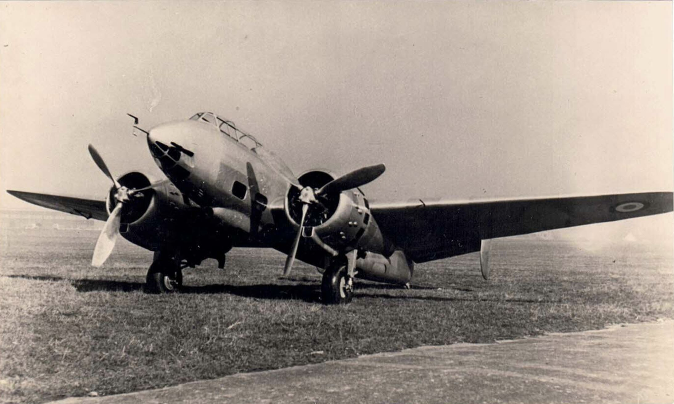 French Airforce Bloch MB 170 prototype France ebay 01
