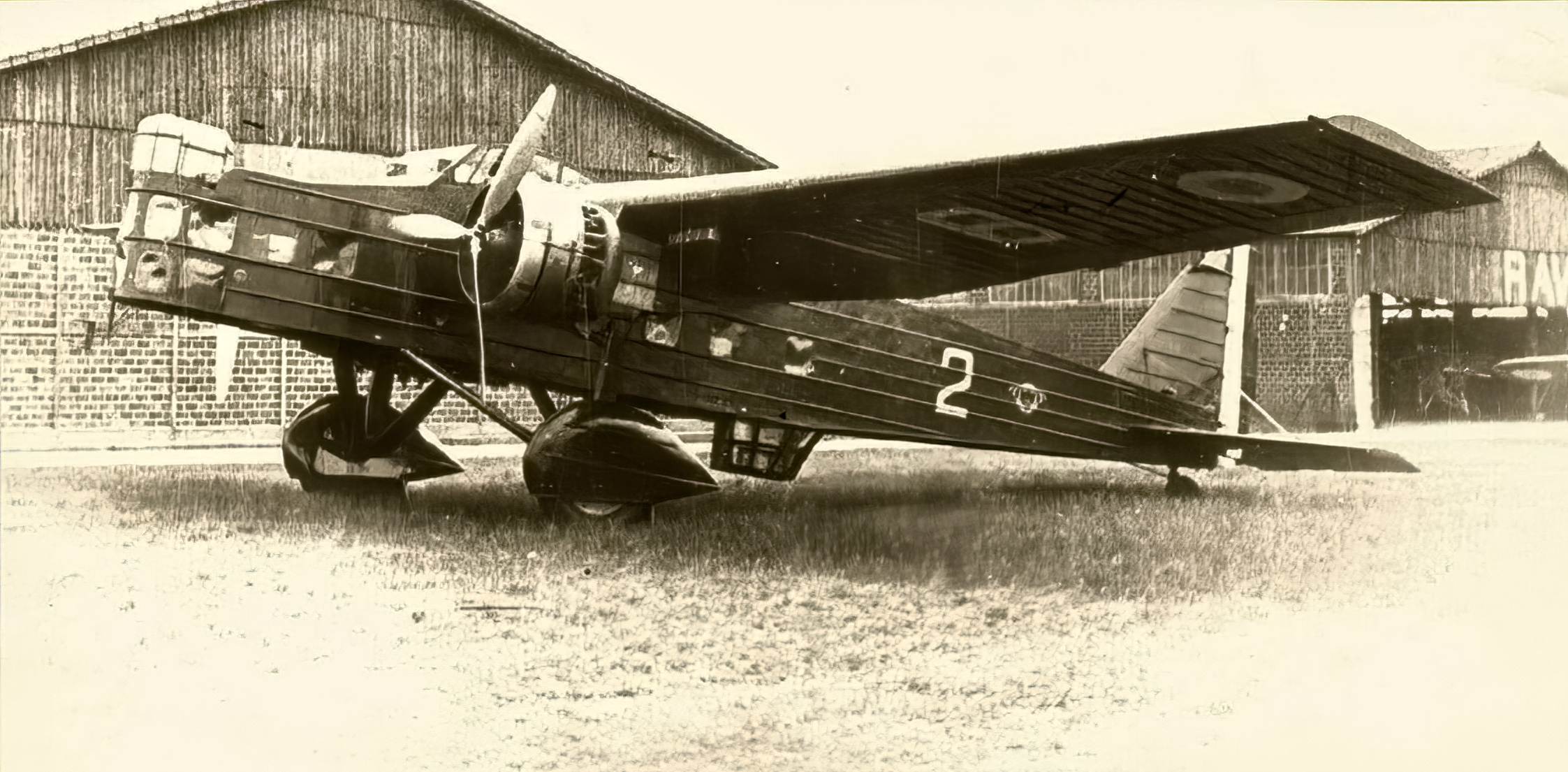 French Airforce Bloch MB 200 based in France pre war 1940 ebay 02
