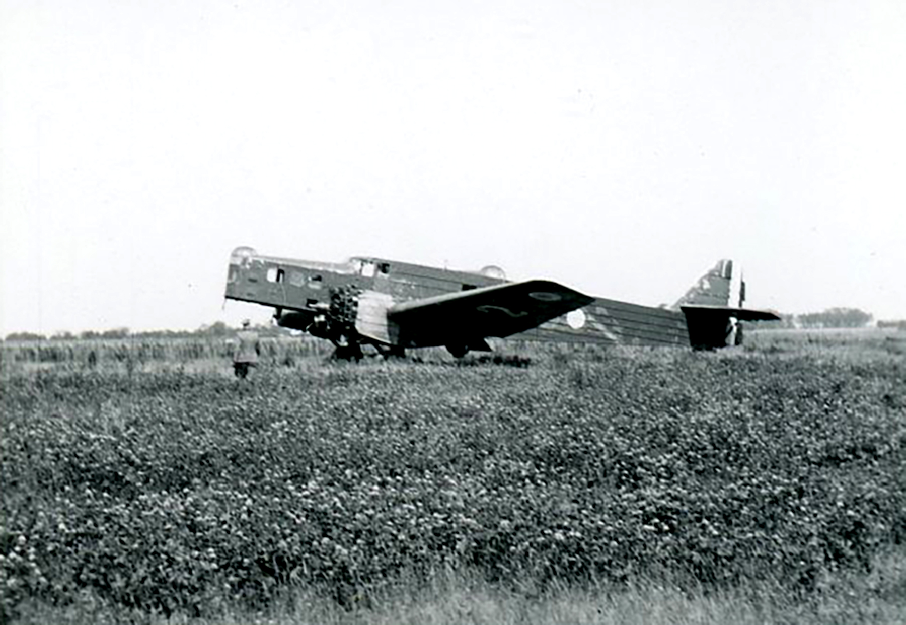 French Airforce Bloch MB 210 captured after the fall of France June 1940 ebay 01