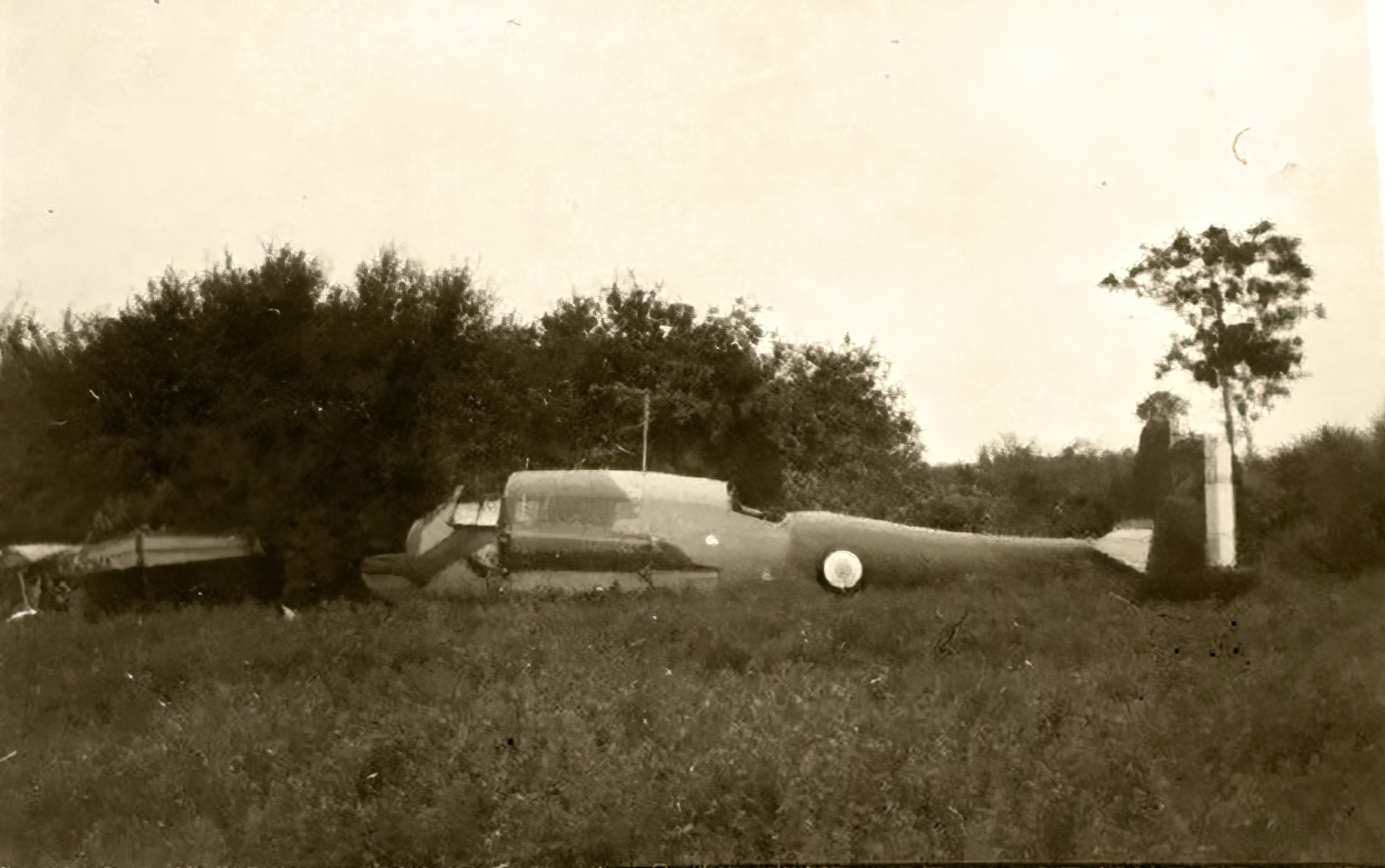 French Airforce Breguet Bre 691 force landed during the air war over France May 1940 ebay 02