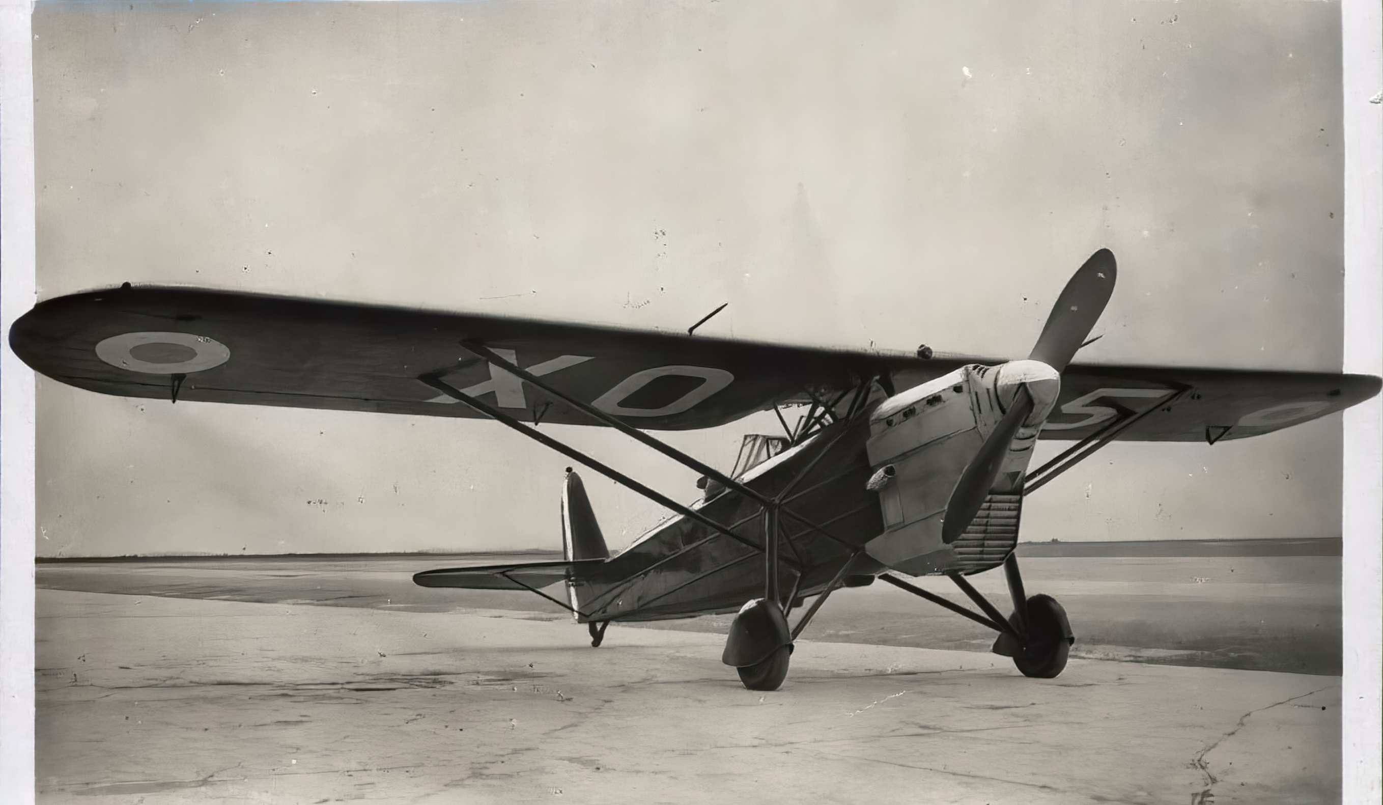 French Airforce Mureaux 117 X05 newly delivered ebay 01