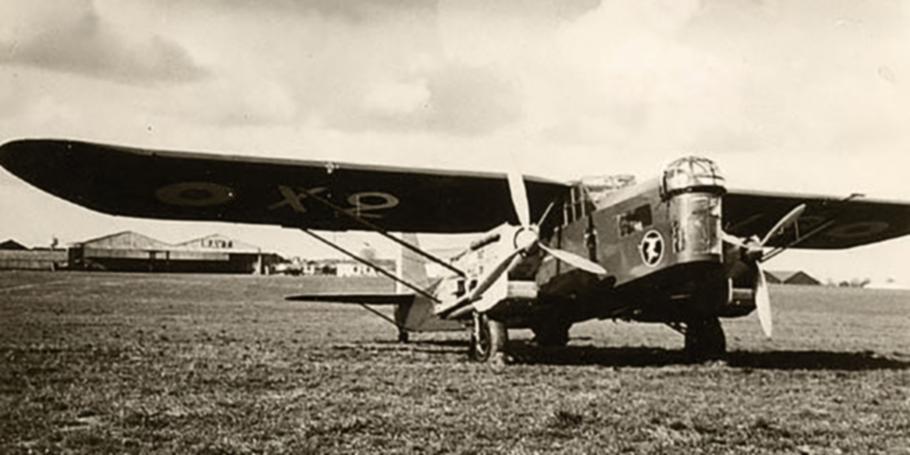French Airforce Potez 540 at a French airbase France 1940 ebay 01