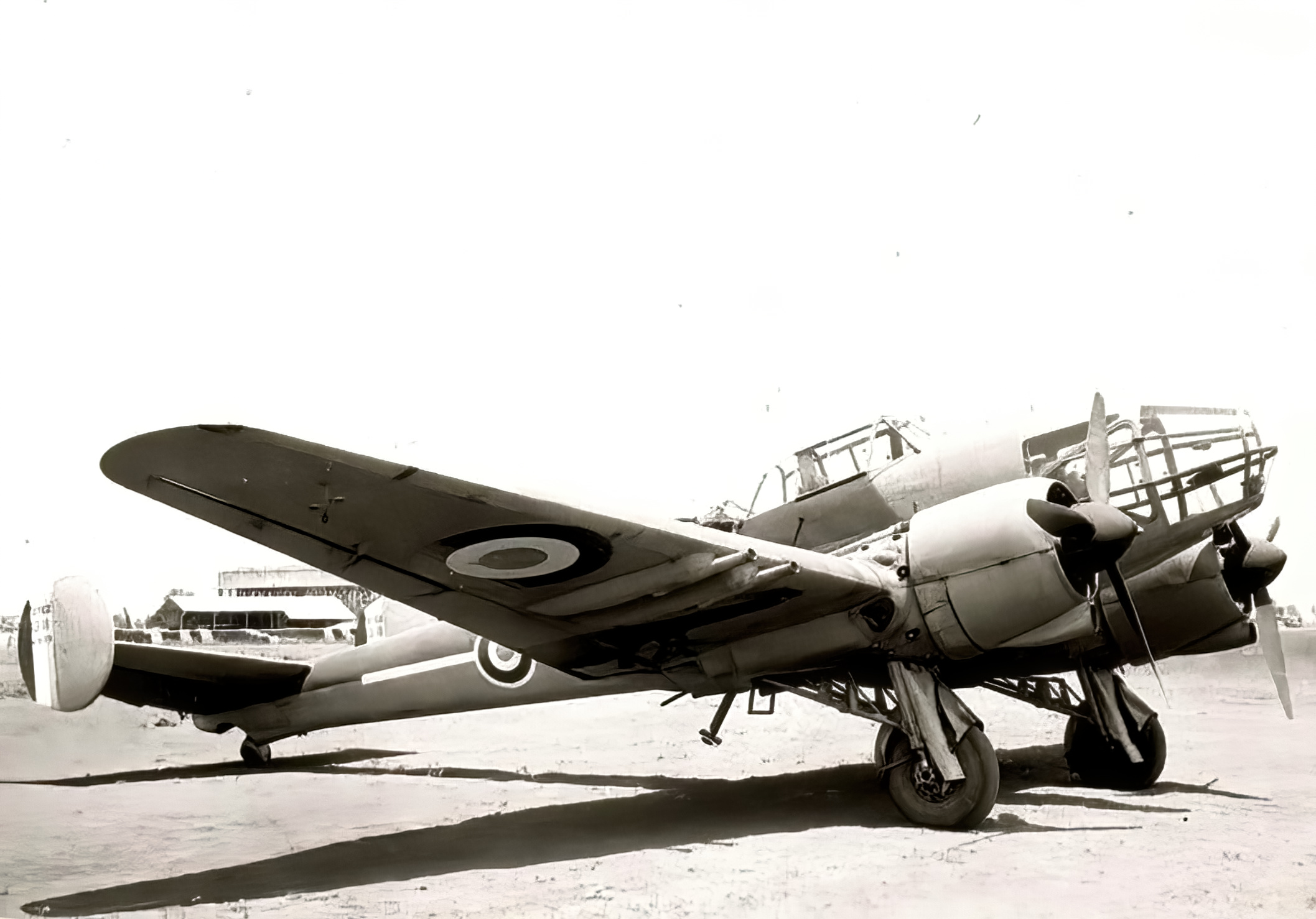 French Airforce Potez 63.11 most likely in North Africa 1941 ebay 01