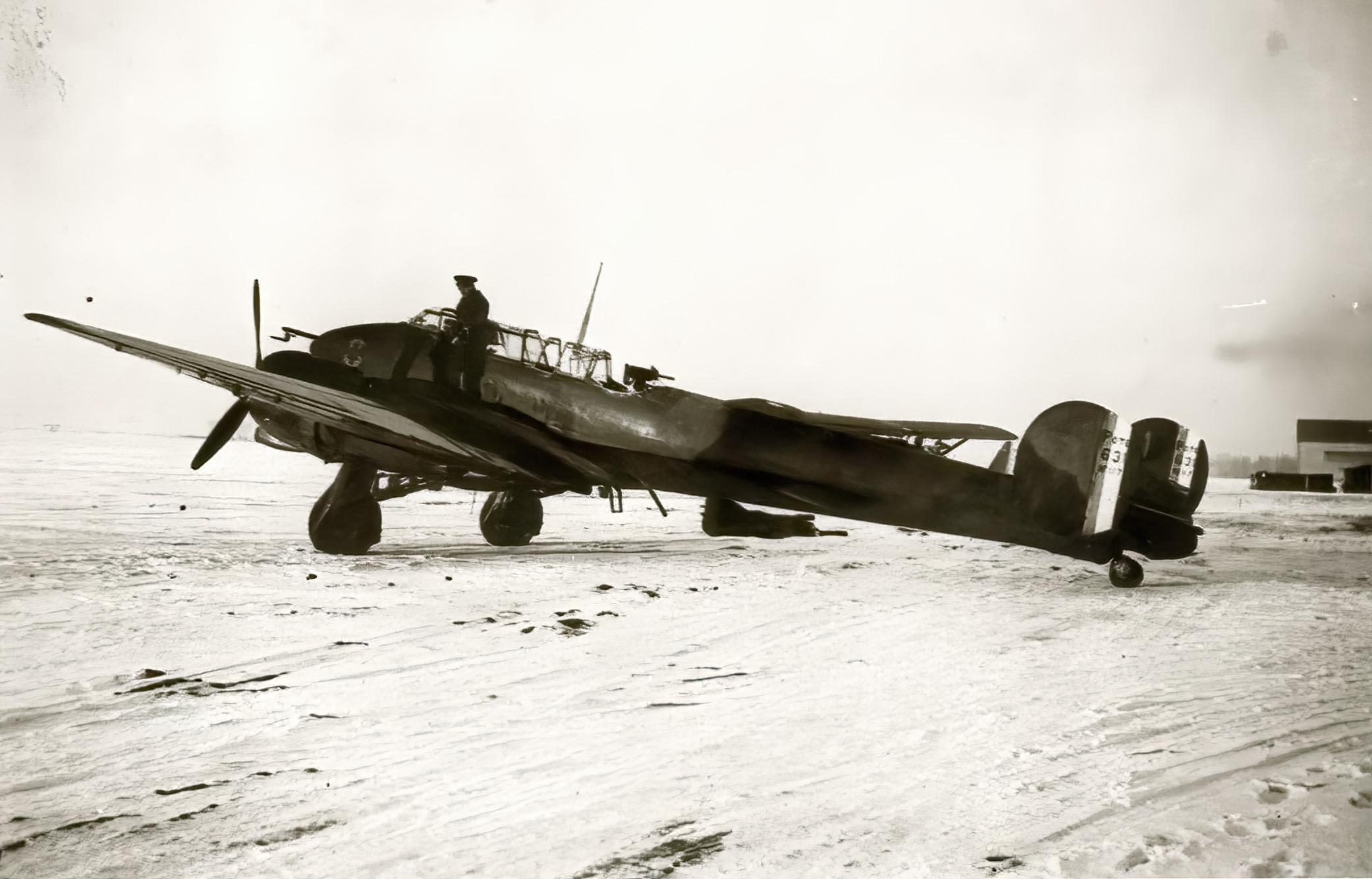 French Airforce Potez 631 sn117 phoney war France 1940 ebay 01