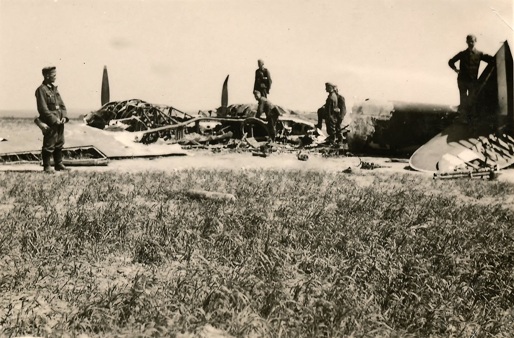 RAF Bristol Blenheim shot down over Belgium 1940 ebay 01