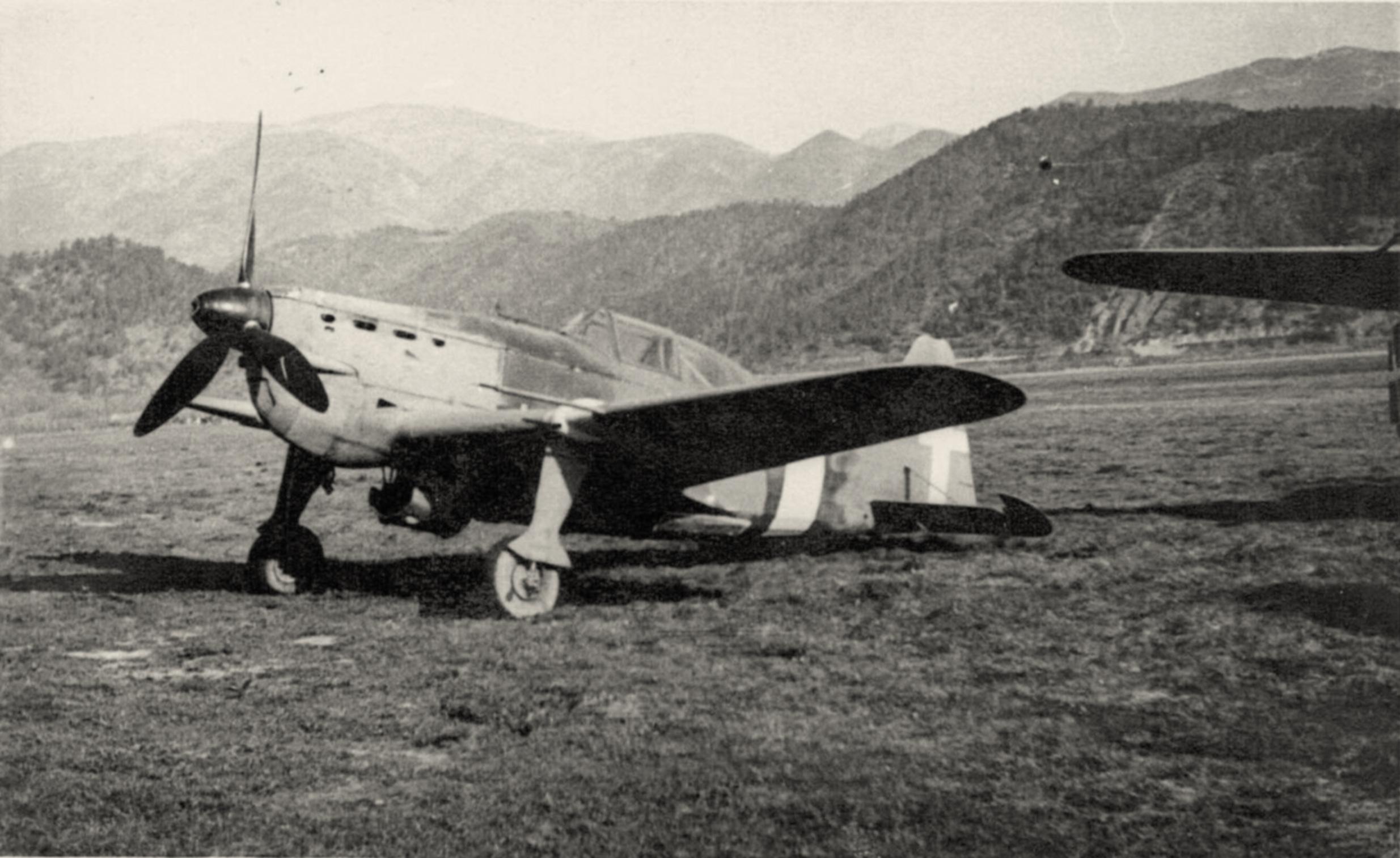 Regia Aeronautica Morane Saulnier MS 406C Italy ebay 01