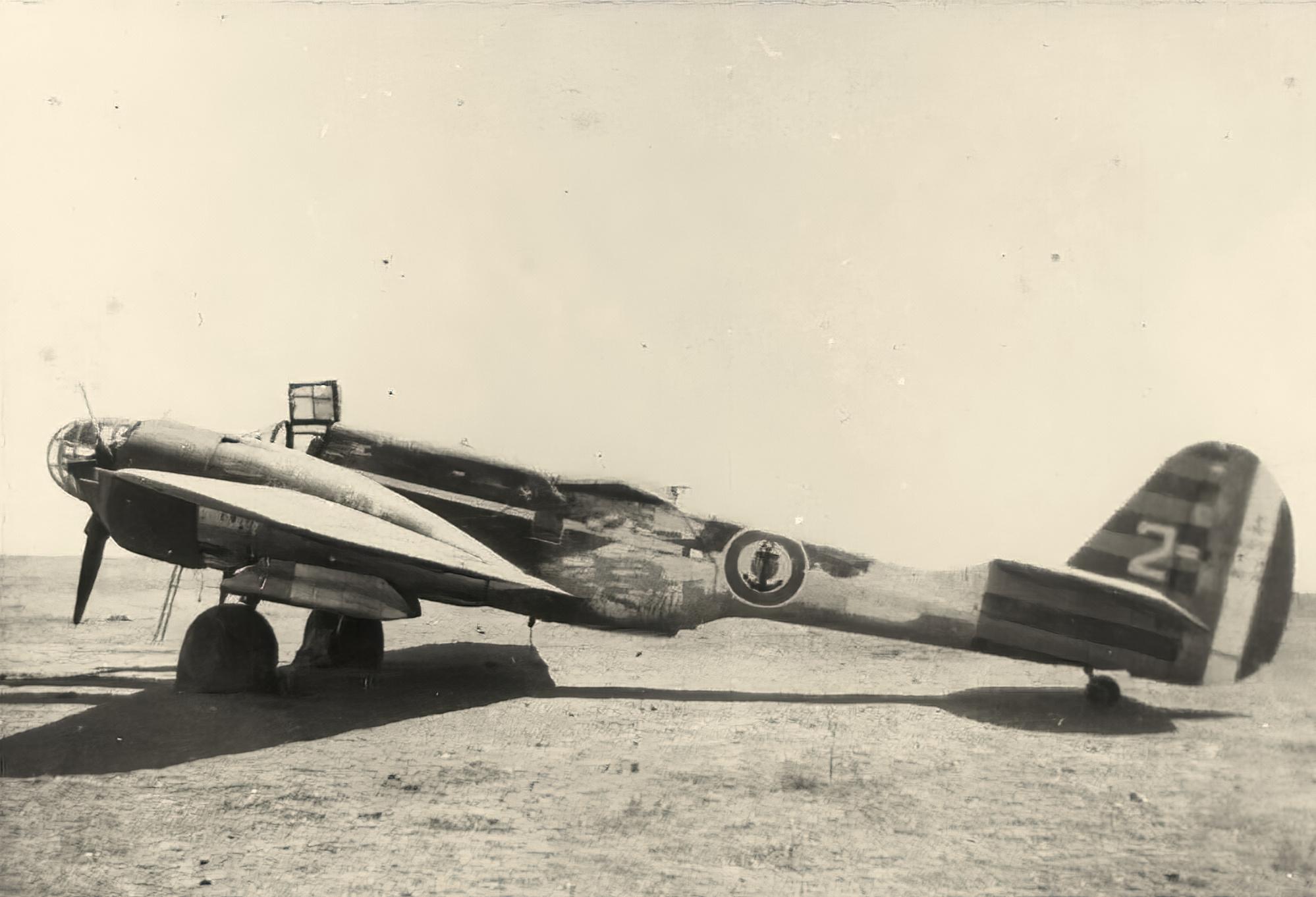 Vichy French Navy Airforce Glen Martin 167 Maryland White 2 in North Africa ebay 01