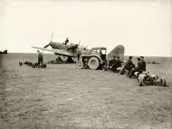 Asisbiz Fairey Battle being loaded at Betheniville airfield during battle of France May 1940 IWM C1071