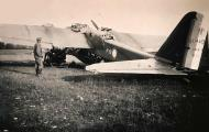 Asisbiz French Airforce Amiot 143 destroyed whilst grounded battle of France May Jun 1940 ebay 02