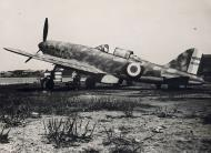 Asisbiz French Airforce Arsenal VG 33 sits abandoned after the fall of France June 1940 ebay 06