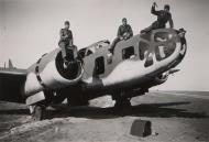 Asisbiz French Airforce Bloch MB 131 abandoned at Nevers after the fall of France May Jun 1940 ebay 01