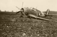 Asisbiz French Airforce Bloch MB 150 destroyed whilst on the ground battle of France May Jun 1940 ebay 02