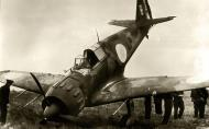 Asisbiz French Airforce Bloch MB 152 White 8 landing mishap Battle of France May 1940 ebay 01