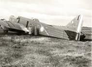 Asisbiz French Airforce Bloch MB 210 Blue 5 sits abandoned after the fall of France Jun 1940 ebay 01