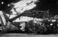 Asisbiz French Airforce Bloch MB 210 destroyed by a Luftwaffe raid France May 1940 ebay 01