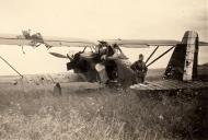 Asisbiz French Airforce Breguet 270 grounded at a French airbase France 1940 ebay 02