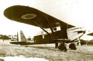 Asisbiz French Airforce Breguet 270 viewed from the starboard side at its base in France 1940 ebay 01