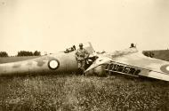 Asisbiz French Airforce Breguet Bre 690 burnt out remains rests abandoned in a french field France 1940 ebay 01