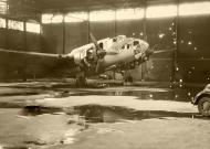 Asisbiz French Airforce Liore et Olivier LeO 451 abandoned in a hangar France 1940 ebay 01