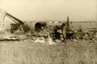 Asisbiz French Airforce Liore et Olivier LeO 451 destroyed whilst on the ground battle of France May Jun 1940 ebay 02