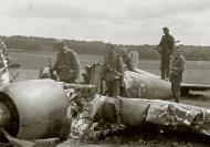 Asisbiz French Airforce Liore et Olivier LeO 451 shot down during the airwar over France May Jun 1940 ebay 01