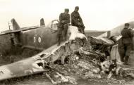Asisbiz French Airforce Loire Nieuport LN 401 Nr5 destroyed after force landing France 1940 ebay 01